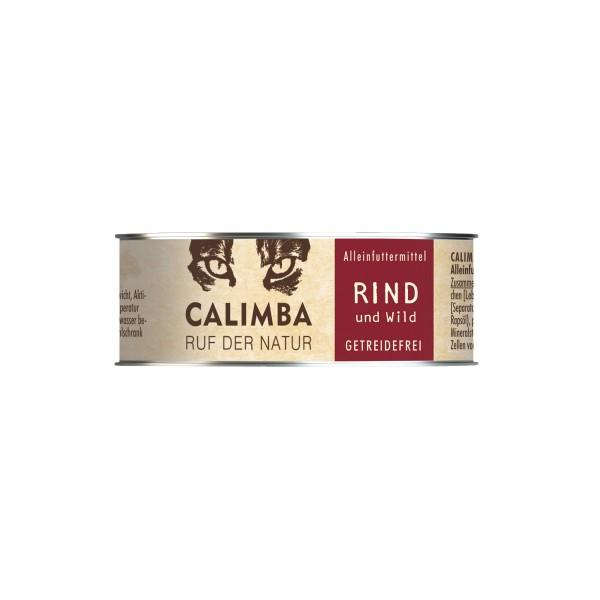 Calimba Rind und Wild 85g