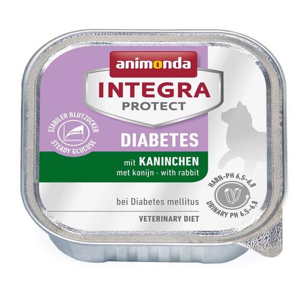 Animonda Katzenfutter Integra Protect Diabetes mit Kaninchen