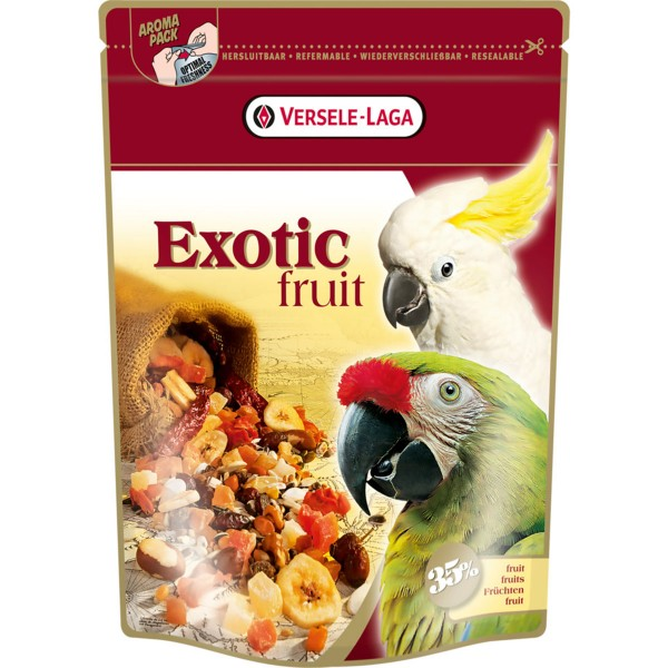 Versele Laga Prestige Premium Papageien Exotic Fruit Mix 15kg