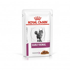 ROYAL CANIN EARLY RENAL Feine Stückchen in Sosse