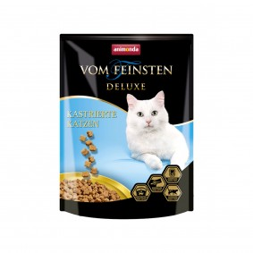 Animonda Vom Feinsten Deluxe für kastrierte Katzen