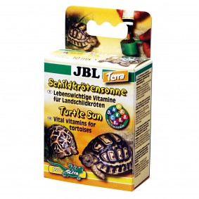 JBL Schildkrötensonne Terra Vitamines pour tortues 10 ml