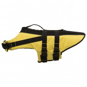 Trixie plovací vesta pro psy žlutá/černá