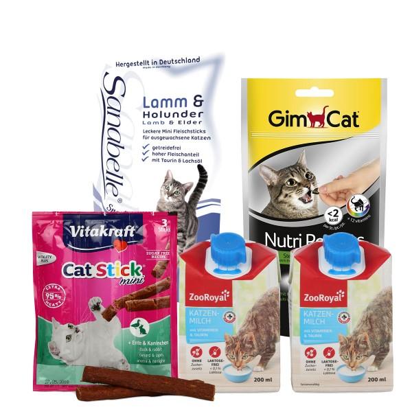 Vitakraft Snackpaket für empfindliche Katzen
