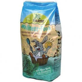 JR Farm Wellness-Food Zwergkaninchen 650g