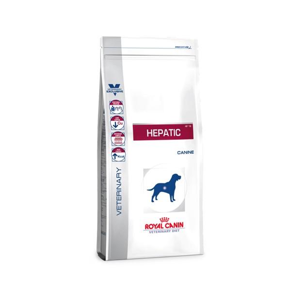 Royal Canin Vet Diet Hepatic HF 16