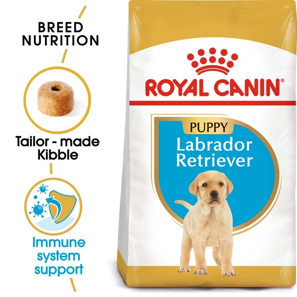 ROYAL CANIN Labrador Retriever Puppy Trockenfutter 3kg