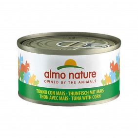 Almo Nature Cat Megapack Thunfisch mit Mais