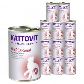 Kattovit Niere/Renal 12x400g