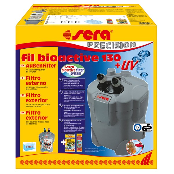 sera fil bioactive 130 + UV