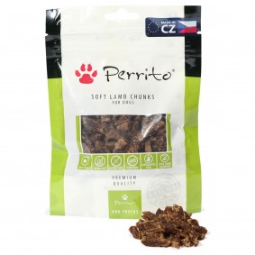 Perrito Lamb Soft Chunks 100g