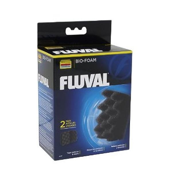 Fluval Bio-Schaumstoff für Fluval 306 und 406 (2er-Set)