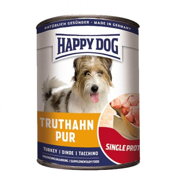 Happy Dog Truthahn Pur
