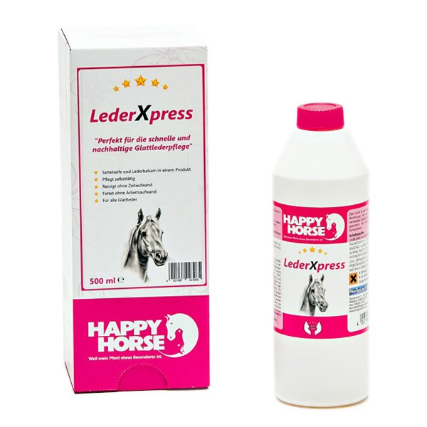 Happy Horse LederXpress