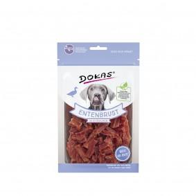 Dokas Hundesnack Entenbrust in Stückchen 70g