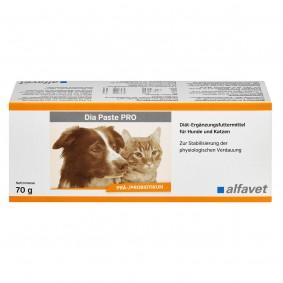 Alfavet Dia Paste PRO Diät-Ergänzungsfuttermittel für Hunde und Katzen