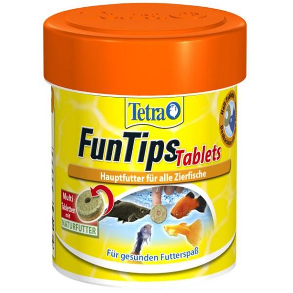 Tetra Fischfutter FunTips Tablets 300 Tabletten