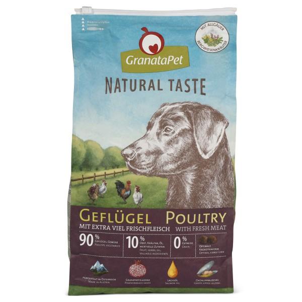 GranataPet Natural Taste Adult Geflügel