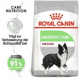 ROYAL CANIN DIGESTIVE CARE MEDIUM Trockenfutter für mittelgroße Hunde mit emfindlicher Verdauung