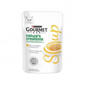 GOURMET Crystal Soup Köstliche Brühe mit naturbelassenem Huhn