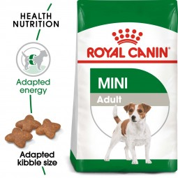 Royal Canin Mini Adult Hundefutter 2x8kg
