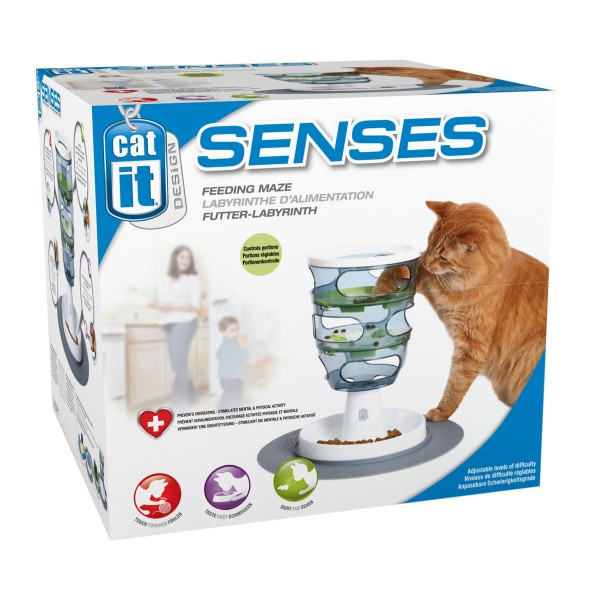 Catit Senses Futter Labyrinth