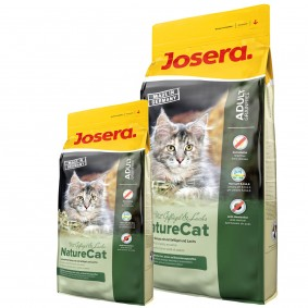 Josera NatureCat 10kg + 2kg gratis