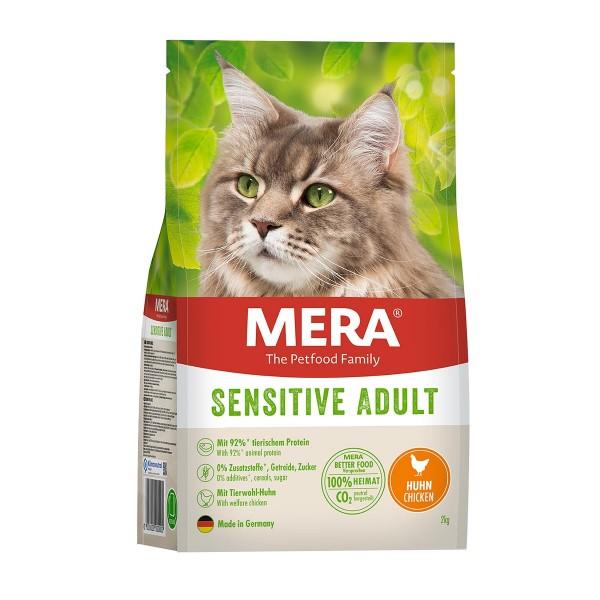 Mera Cats Sensitive Adult Huhn