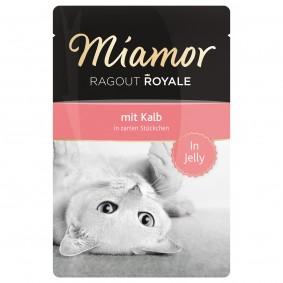 Miamor Ragout Royale in Jelly Kalb