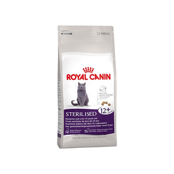 Royal Canin Katzenfutter Sterilised 12+