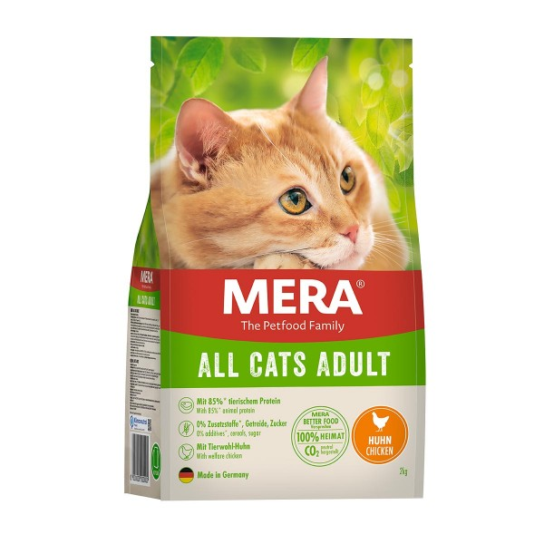 Mera Cats All Cats Adult Huhn