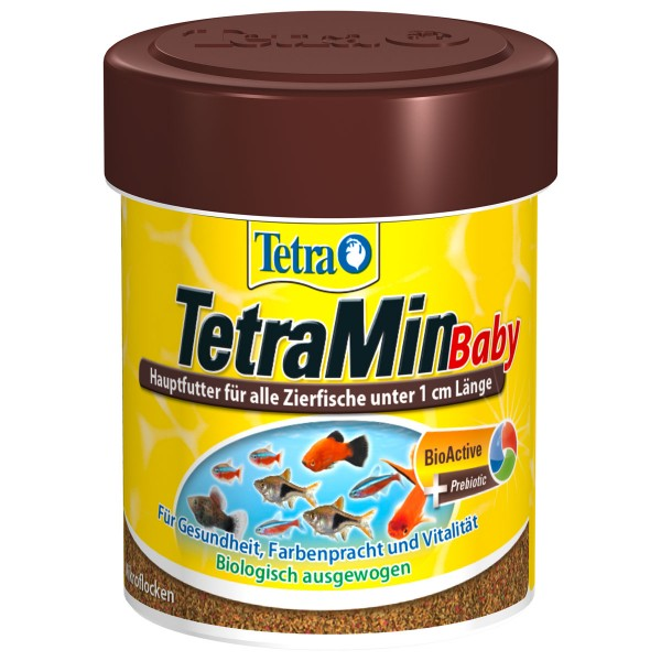 TetraMin Aufzuchtfutter Baby 66 ml