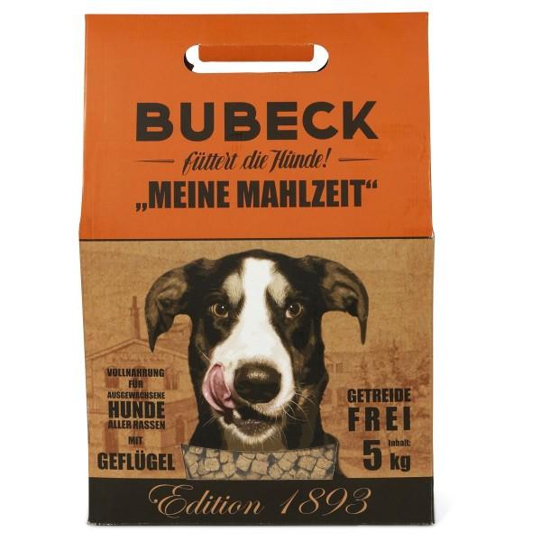 Bubeck Hunde-Trockenfutter Edition 1893 Geflügel