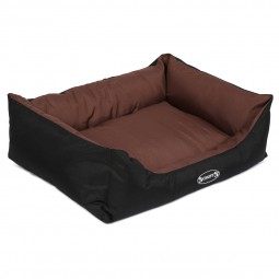 Scruffs Hundebett Expedition Box Bed Braun