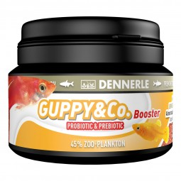 Dennerle Fischfutter Guppy & Co Booster 100ml