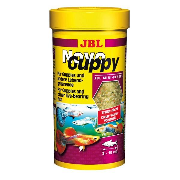 JBL NovoGuppy Aliment en flocons pour poissons