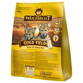 Wolfsblut Gold Fields Puppy