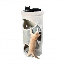 Trixie Cat Tower Gracia lichtgrau