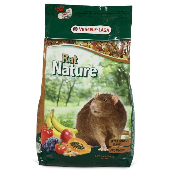 Versele Laga Nature Premium Rat Nature