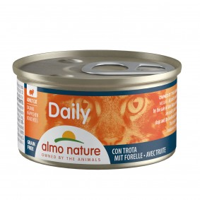 Almo Nature PFC Daily Menu Cat Häppchen mit Forelle