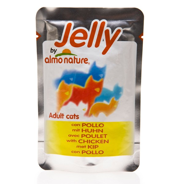 Almo Nature Jelly Pouch 24x70g