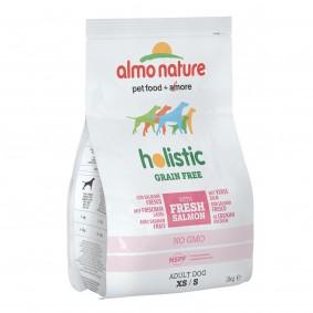 Almo Nature Holistic Grain Free Small Dogs mit Lachs und Kartoffeln