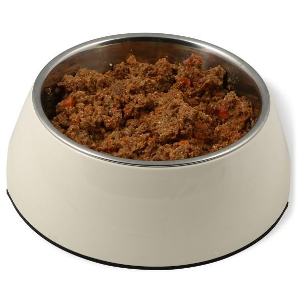 Dog's Love Futter Classic Rind mit Apfel, Spinat & Zucchini