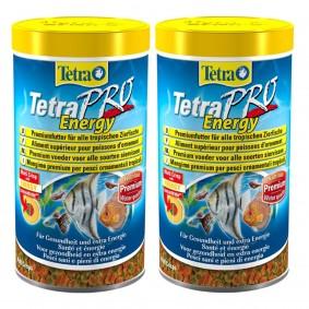 TetraPro Fischfutter Energy Crisp 2x500ml