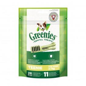 Greenies Teenie Zahnpflegesnacks für Hunde von 2-7kg 85g