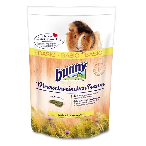 Bunny MeerschweinchenTraum basic 750g