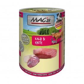 MAC's DOG Kalb & Ente