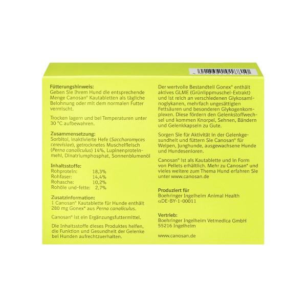 Boehringer Ingelheim Canosan® Kautabletten für Hunde