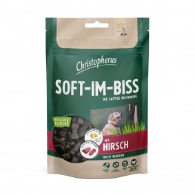 Christopherus Snacks Soft-Im-Biss Mit Hirsch