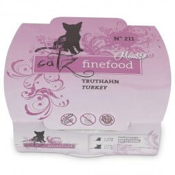 catz finefood Mousse N°211 - Truthahn